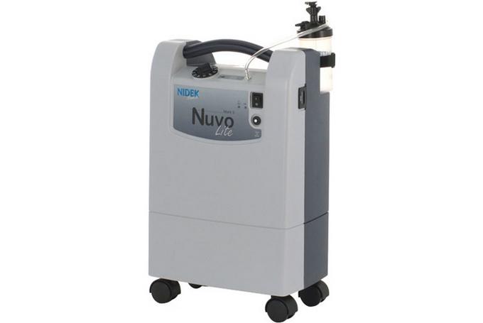 Обзор кислородного концентратора Nidek Mark 5 Nuvo Lite