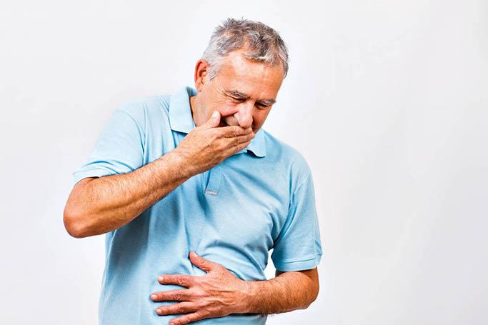 Проблемы со здоровьем при коронавирусе