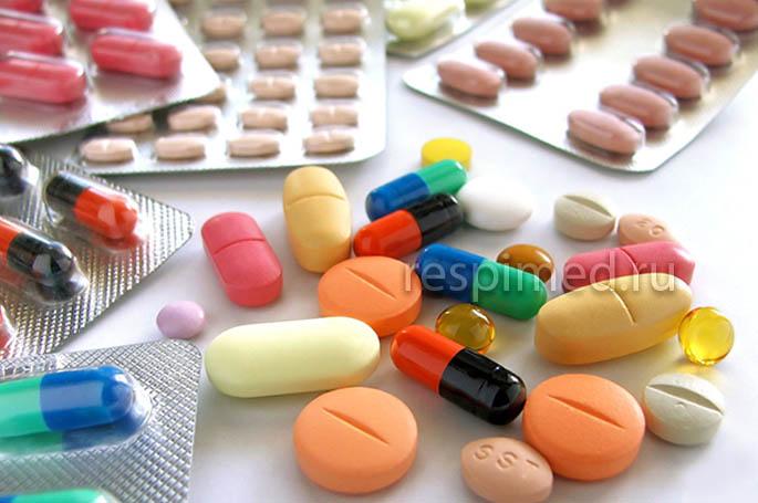 Антибиотики и их влияние на организм