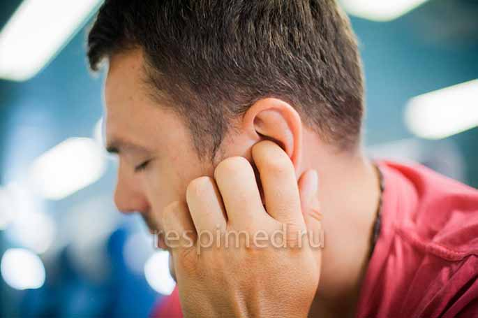 Типы расстройства слуха при коронавирусе