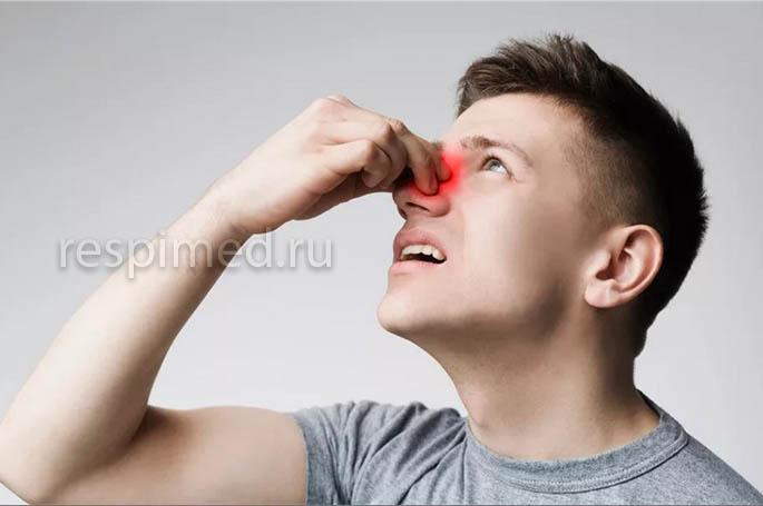 Как развивается аллергический ринит