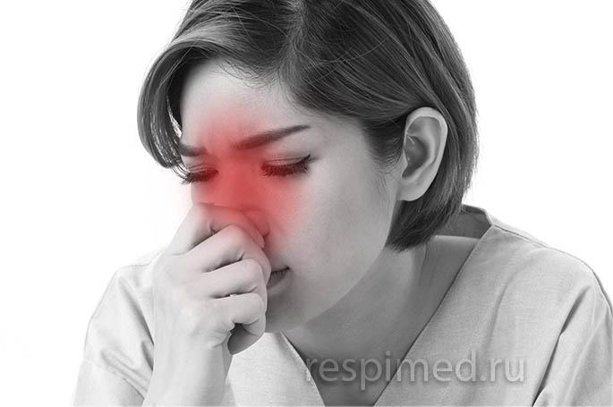Аллергический ринит - особенности