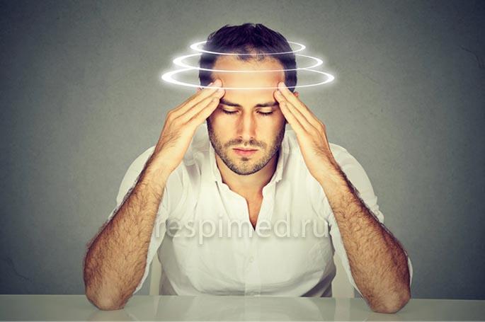 Боли в голове при Ковид 19