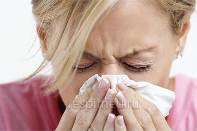 Неаллергический ринит - особенности